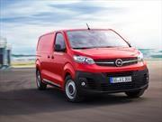 Opel ya tiene un nuevo furgón Vivaro