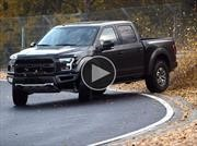 Video: Ford F-150 Raptor, desde Nürburgring con amor