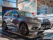 Mitsubishi Outlander PHEV 2018, al fin poniéndose a tono
