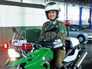 Carabineros de Chile recibe nuevas motos BMW para personal femenino