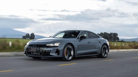 Audi RS e-tron GT 2022 llega a México, un rapidísimo y súper atractivo sedán eléctrico