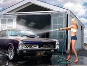 ¿Con qué frecuencia lavás tu auto?