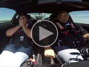 Video: Festejan el día de las madres en un Toyota Supra con 1,500 Hp