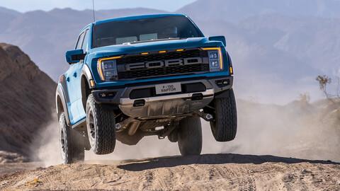 Nueva Ford F150 Raptor 2022, precio y potencia en Argentina