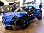 Venturi America, un buggy eléctrico de 400 HP