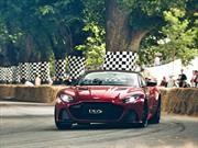 2018 Goodwood: Aston Martin DBS Superleggera, el nuevo superdeportivo