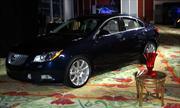 GM confirma la llegada del Buick Regal Turbo 2012 a México