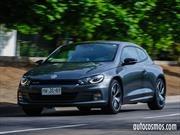 Test drive: Volkswagen Scirocco GTS 2017