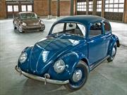 Volkswagen celebra los 70 años de producción en serie del Escarabajo