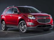 Chevrolet Equinox 2016 estará disponible en México