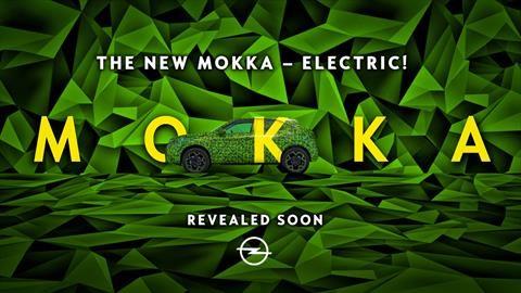Opel devela su nuevo Mokka por goteo