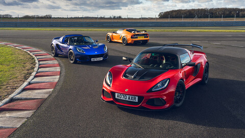 Lotus Elise y Exige Final Edition: El adiós