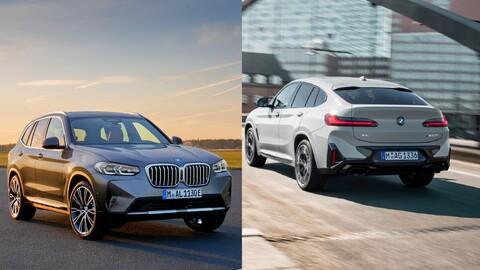 BMW X3 y X4 renuevan su oferta en Colombia
