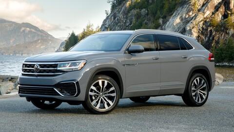 Volkswagen Cross Sport 2021 llega a México, un Teramont más deportivo y personal