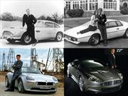 Top 10: los mejores autos de James Bond