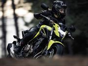 Lanzamiento en Chile: Honda CB500F 2017