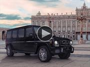 Video: Mercedes-Benz G 63 AMG, un Gelandenwagen a prueba de balas