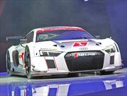 Audi R8 LMS, un auto de carreras repleto de tecnología