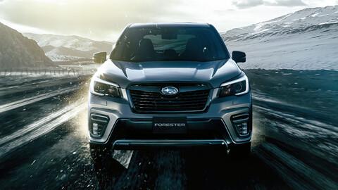 Subaru Forester alista versiones con turbo y ayudas eléctricas