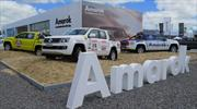 Volkswagen Amarok en el Rally de Argentina 2012