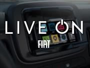 FIAT LIVE On, tu teléfono se convierte en el sistema de entretenimiento de tu auto
