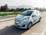 Chevrolet Spark EV 2015 a prueba