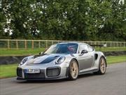 Porsche 911 GT2 RS, ingeniería desafiante