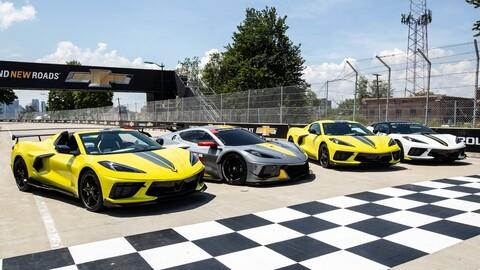 Chevrolet Corvette Stingray IMSA GTLM Championship Edition 2022: similar al auto de carreras