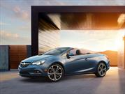 Buick Cascada 2016 tiene un precio inicial de $33,900 dólares
