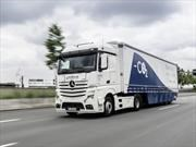 Kaufmann lanza en Chile el nuevo Mercedes-Benz Actros