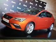 SEAT León Cupra 2018 llega a México en $486,900 pesos