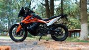 KTM 790 Adventure, reconquistando la aventura