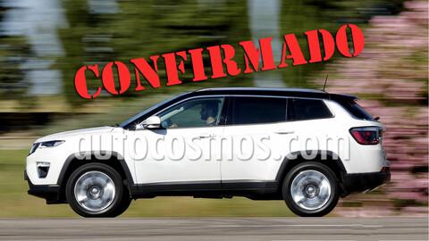 Jeep confirma que su nueva SUV de 7 pasajeros se fabricará en Brasil