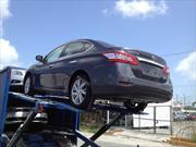 Captamos en México el Nissan Sentra 2013