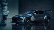Mazda3 TCR, un sensual Mazda3 hatchback de carreras