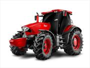 Zetor by Pininfarina, un flamante tractor
