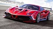 Ferrari 488 Challenge Evo, la evolución era posible