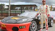Con la experiencia Ferrari, se lanzó Expolujo 2013