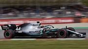 F1 2019: Mercedes sigue azotando a Ferrari en España