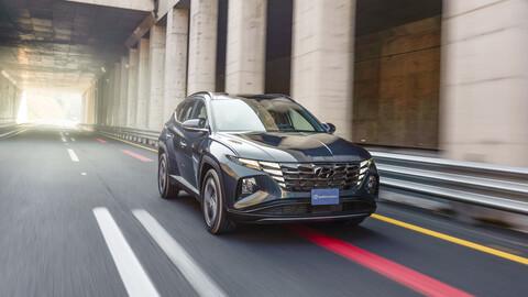 Manejamos la Hyundai Tucson 2022