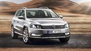 Volkswagen Passat Alltrack 2012 lujo alemán para Off-Road