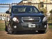 Prueba Chevrolet Cobalt, cuestión de espacio