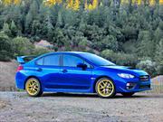 Subaru WRX STI 2015 se presenta