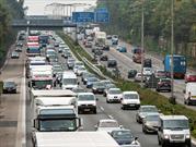 Las 10 ciudades europeas con más tráfico