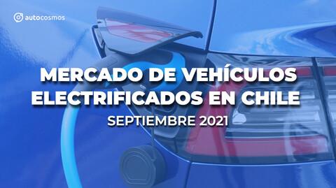 Los híbridos y microhíbridos empujan el mercado de autos electrificados en Chile