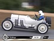 Mercedes Grand Prix 1908, vuelve a enamorar en Goodwood 2018