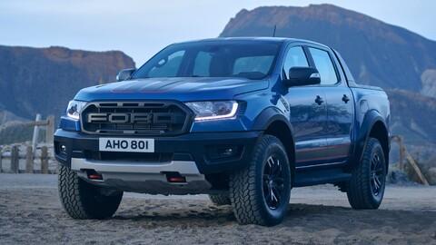 Ford Ranger Raptor Special Edition: por si la estética te parece aburrida