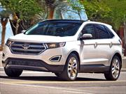 Nuevo Ford Edge 2016: Estreno en Chile