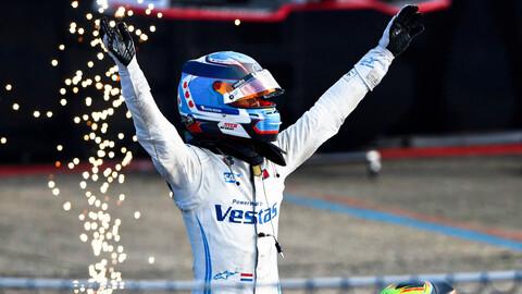 Fórmula E 2021: Mercedes lo gana todo en todas partes