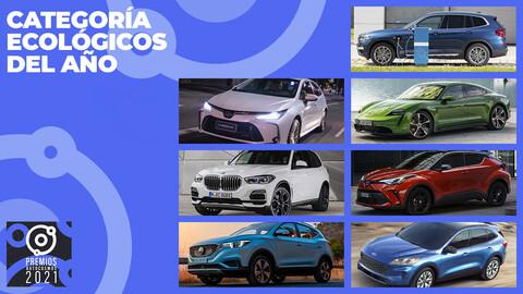 Premios Autocosmos: los candidatos al vehículo ecológico de 2021